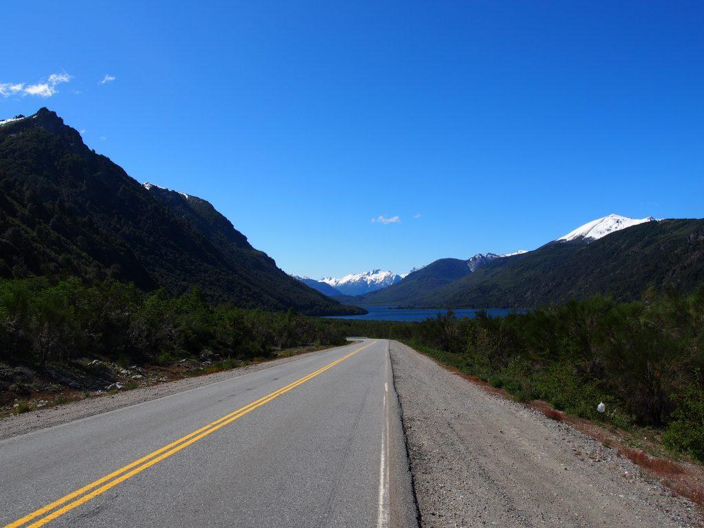 Routa de Siete Lagos zwischen El Bolson und Bariloche