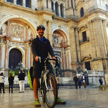 Valencia to Sevilla by bike